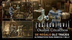 Resident Evil Origins Collection DLC