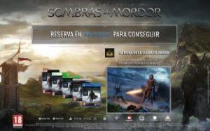 La Tierra-Media: Sombras de Mordor DLC