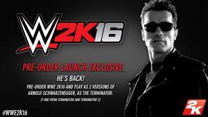 WWE 2K16 DLC