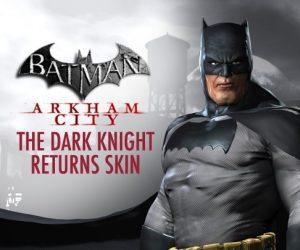 Batman Arkham City DLC