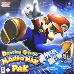 Dancing Stage Mario Mix Pack