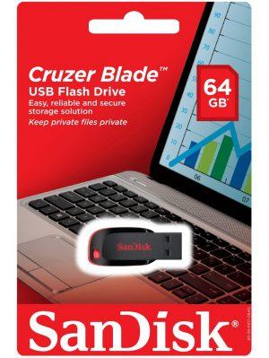 64GB Sandisk Cruzer Edge