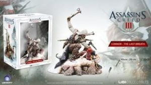 Figura Connor The Last Breath Assassin's Creed 3