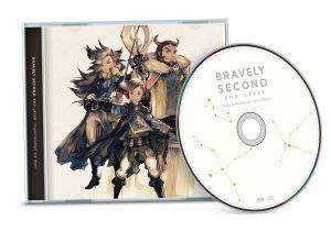 Banda sonora original de Bravely Second