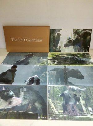Postales de The Last Guardian