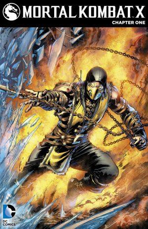 Comic Mortal Kombat X
