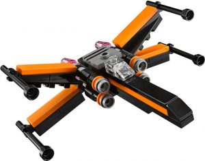 Lego Star Wars Poe´s X-Wing Fighter 30278