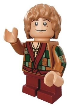 Lego The Hobbit  Bilbo Baggins 5002130