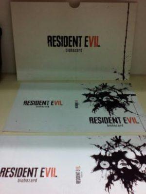 Caratulas Resident Evil 7