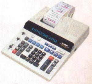 Casio DR-8620