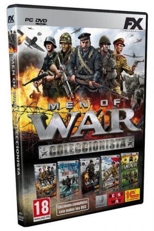 Men of War Edicion Coleccionista