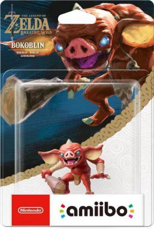Amiibo Bokoblin (Serie Zelda)