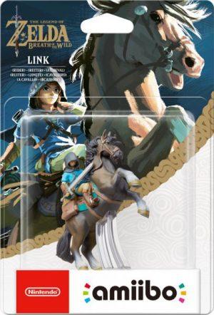 Amiibo Link Jinete (Serie Zelda)