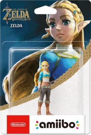 Amiibo Zelda Scholar (Serie Zelda)