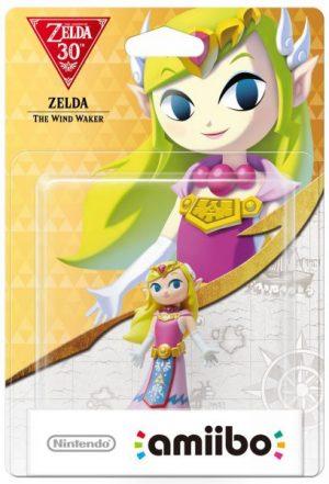 Amiibo Zelda Wind Waker (Serie Zelda)