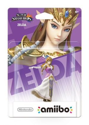 Amiibo Zelda (Serie Super Smash Bros.)