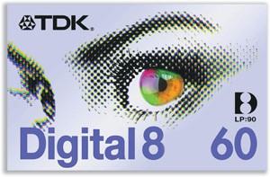 TDK Digital 8 60