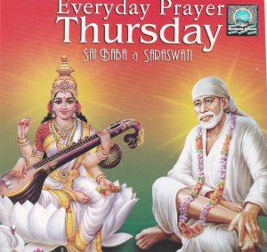 Everyday Prayer Thursday