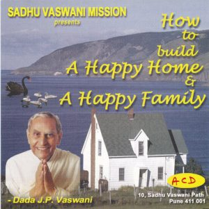 How To Build A Happy Home ad A Happy Family