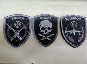 3 Parches de Sniper Ghost Warrior 3
