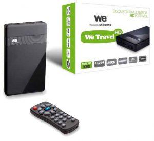 We Travel HD 500GB