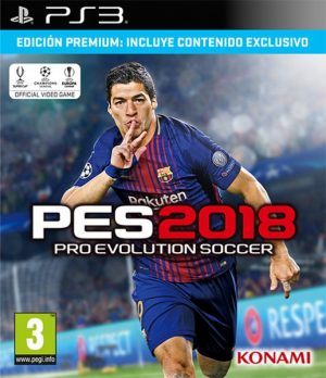 Pro Evolution Soccer 2018 Edición Premium