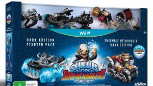 Skylanders SuperChargers Pack de Inicio Dark Edition