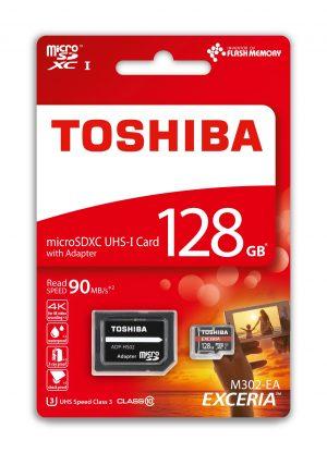 128GB Clase 10 Samsung Micro SD