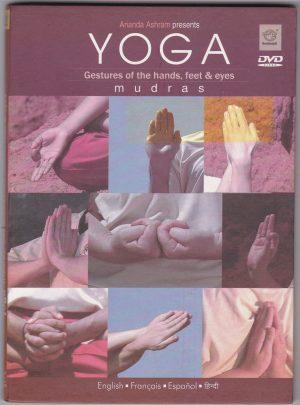 Yoga Gestures of the hands, feet & eyes. Mudras.