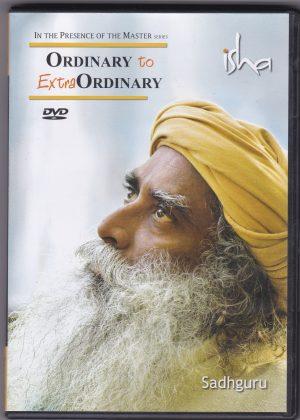 Ordinary to Extraordinary DVD
