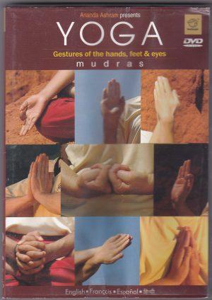 Yoga. Gestures of the hands, feet & eyes. Mudras.