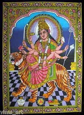 Tela de Durga