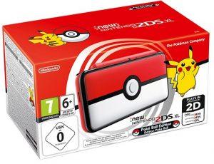New Nintendo 3DS XL Edición Pokemon Sol/Luna