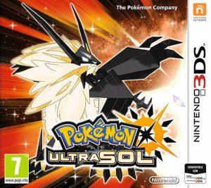 Pokemon UltraSol