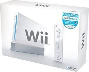 Wii Consola Blanca + Wii Sports
