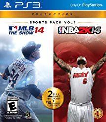 MLB 14 The Show / NBA2K14