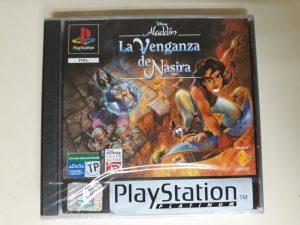 Disney Aladdin La Venganza de Nasira