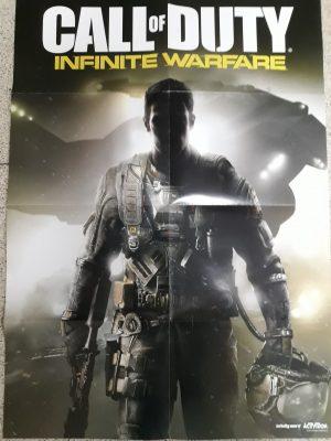 Call of Duty Infinite Warfare (doble cara)