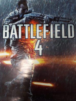 Battlefield 4 (carton)