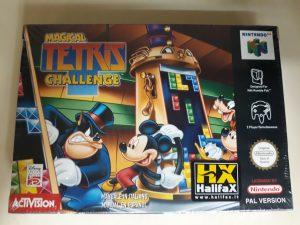 Mickeys Magical Tetris
