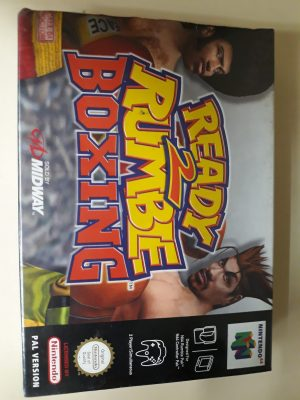 Ready to Rumble Boxing