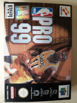 NBA Pro 99