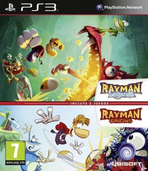 Rayman: Legends + Origins