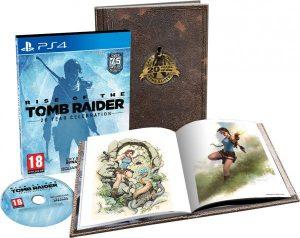 Rise of the Tomb Raider: 20 Anniversario Edición Limitada