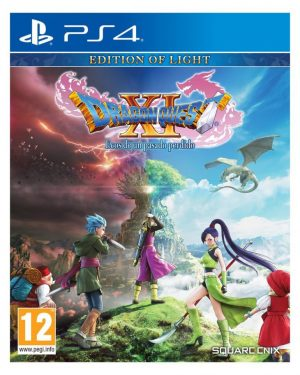 Dragon Quest XI: Ecos de un Pasado Perdido Edición of Light