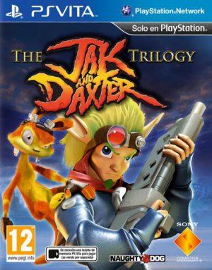 Jak & Daxter Trilogy