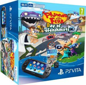 Consola PS Vita Wi-Fi y 3G