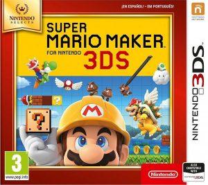 Super Mario Maker 3DS