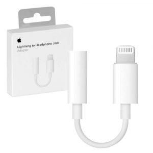 Apple Lightning to Headphone Jack