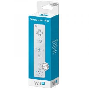 Mando Remote Plus Azul (incluye Función Wii Motionplus)